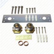 MX Wall Plate Fixing Kit HLX